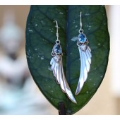 Blue topaz wings
